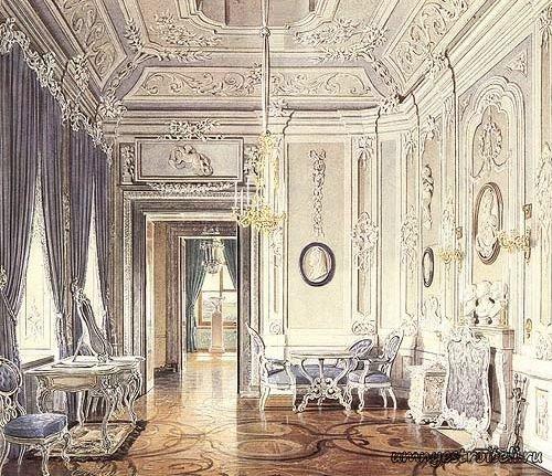 Виды стили дизайна интерьера